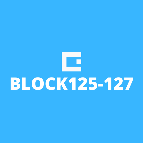 BLOCK125-127