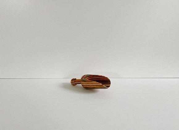 Small Wooden Scoop