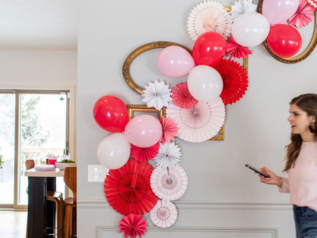 How To Create a Photo-ready Valentine's Backdrop