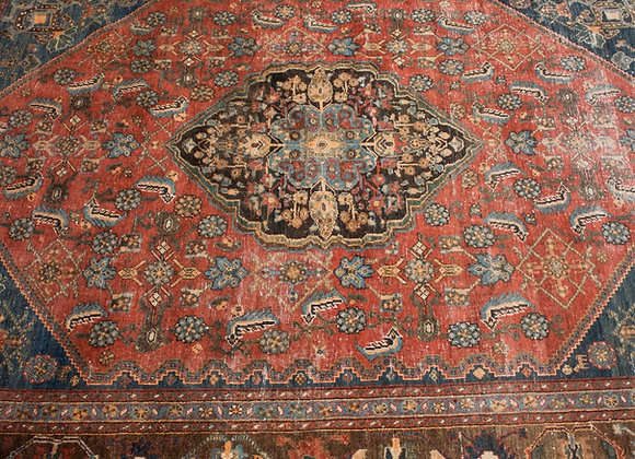 Antique Rug - Cort