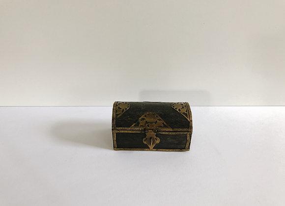 Hinged Wooden Box