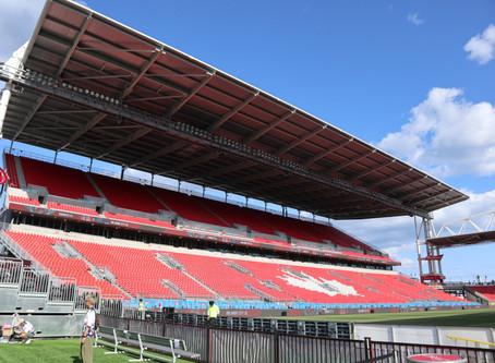 スタジアムの景色から見たかった2つの事。feat.遠藤翼