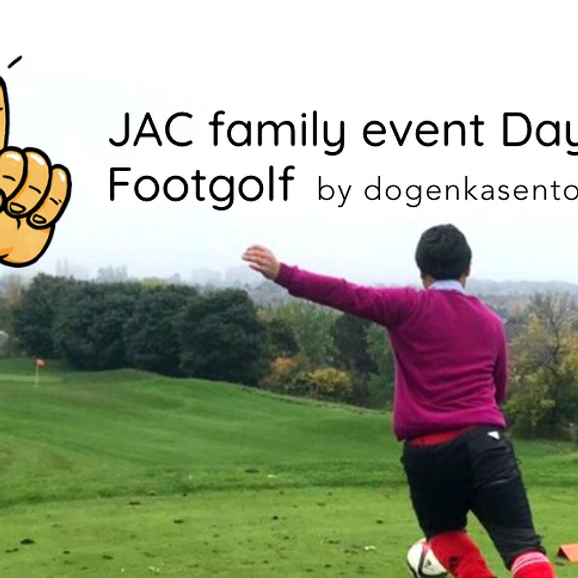 JAC ファミリーフットゴルフ