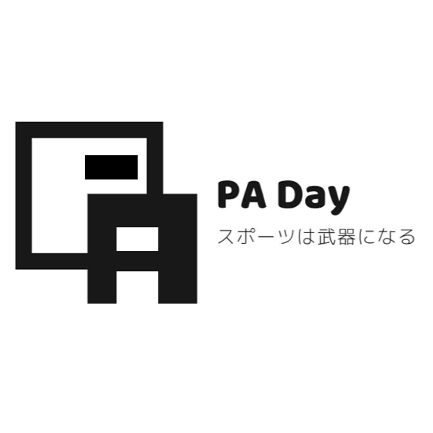 PA Day  スポーツx日本語