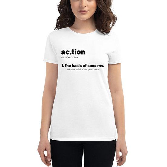 Women - Define Action - Black