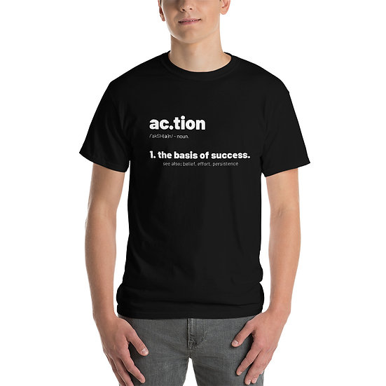 Men - Define Action - White