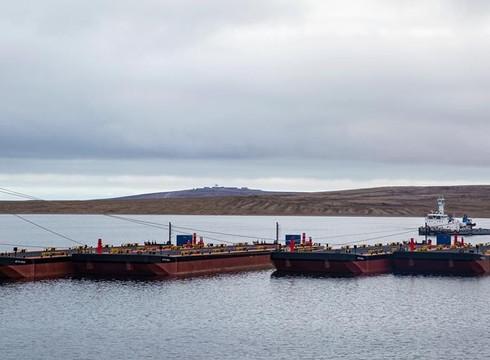 Transport fluvial : 12 collectivités ténoises rechargées