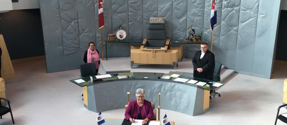 Remaniement ministériel : Green espère un rôle social