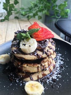 Sin gluten Pancakes