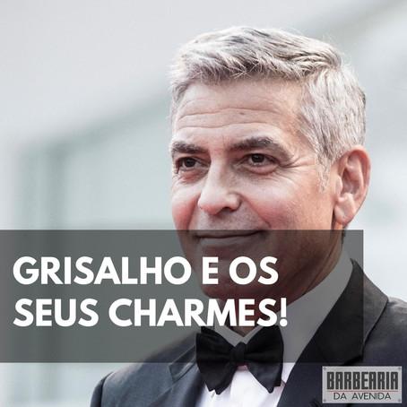 GRISALHO E OS SEUS CHARMES!
