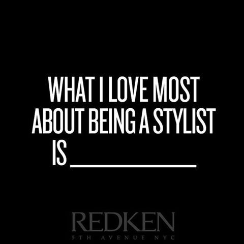 5 Reasons Why I Love Being A Hairstylist