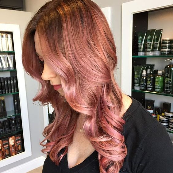 February Inspo: Pinks & Rose Golds are EVERYTHING!