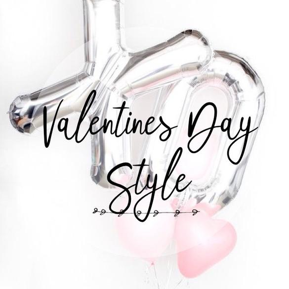 2017 Valentines Day Style Inspo
