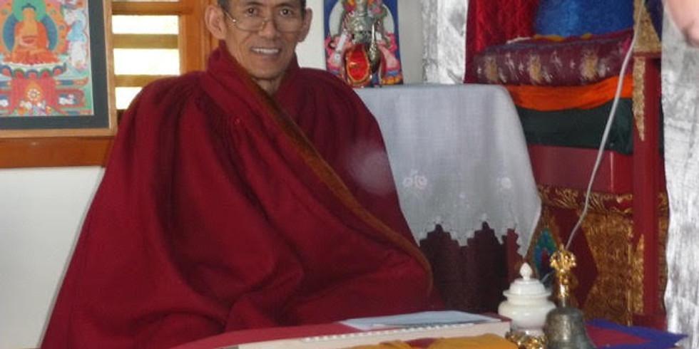 Green Tara Four Mandala Practice and Sitting Meditation