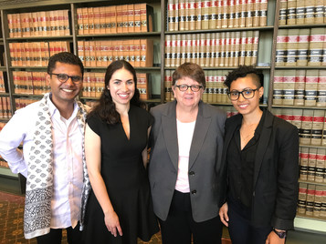 SEVEN JP RESIDENTS SWORN IN DURING STATE LGBTQ YOUTH COMMISSION'S 25TH ANNIVERSARY