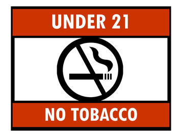 House Votes to Raise Tobacco Sales Age to 21