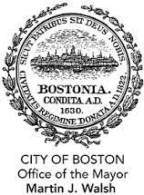 CITY OF BOSTON LAUNCHES EARLY VOTING WEBSITE AND ANNOUNCES SCHEDULE FAIR PAY LEGISLATION