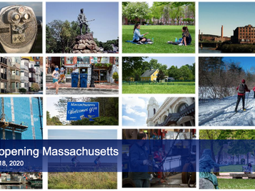 Reopening Massachusetts In Phases
