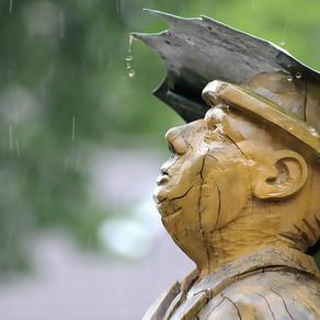 """When it Rains Hard"""