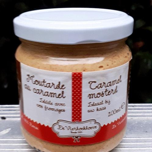 Caramel mosterd (200ml)