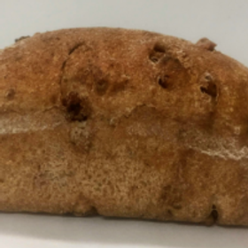Volkoren notenbrood (gist) 500gr