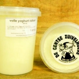 Magere yoghurt natuur (500ml)