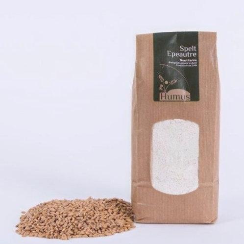 Oerspelt half-volkoren meel (1kg)