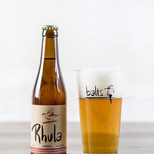 Balts Rhula Saison (33cl, 6%) per 4