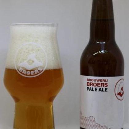 Broers Pale Ale (33cl, 4,5%) per 4