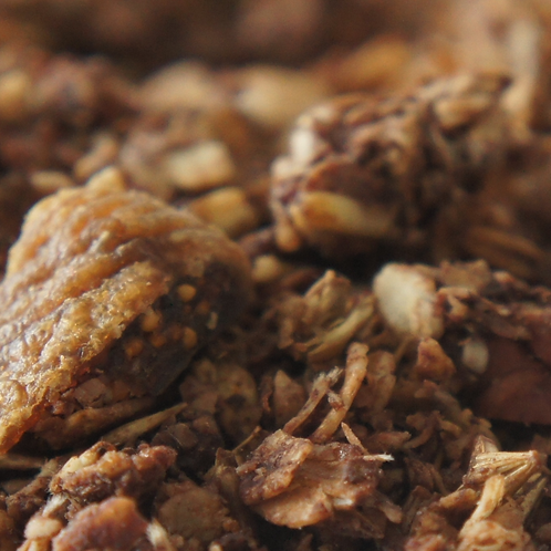 Granola met cacao & vijgen (150gr)