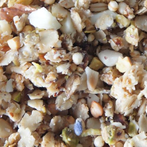Granola met quinoa & lavendel (150gr)