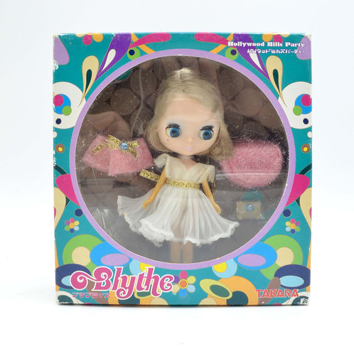 未開封 絕版日本中古布萊絲娃娃 Unopened Takara Petite Blythe hollywood hills party