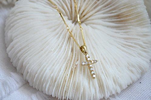 中古貝殼手工浮雕藝術天然寶石頸鍊項鍊吊墜日本二手古著珠寶首飾