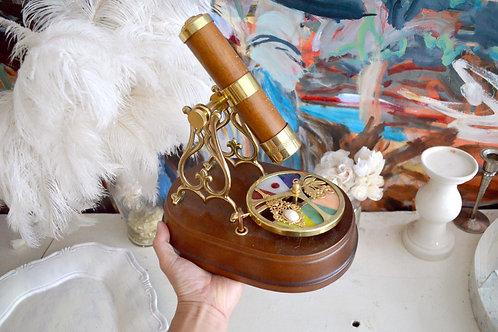中古奢華皇室風萬花筒 貴婦少女 日本高級二手古著珠寶首飾