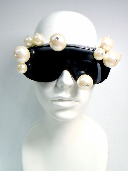 巨型星球形珠太陽眼鏡 Planet Pearl Sunglasses SHOW PIECE