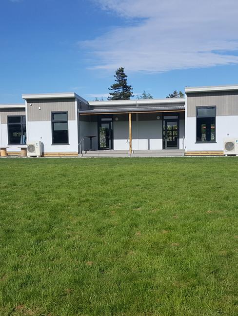 Malborough Girls School Quad Classroom
