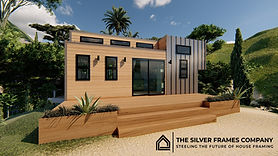 Lanai Tiny House