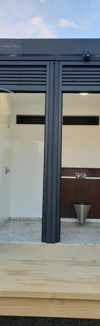 KiwiCamp Smart Toilet Blocks
