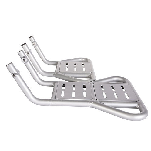 Extended Footrest Plate