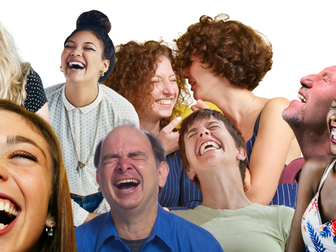 Laughter YOGA!