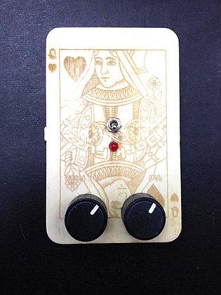 Queen Fuzz Guitar Pedal