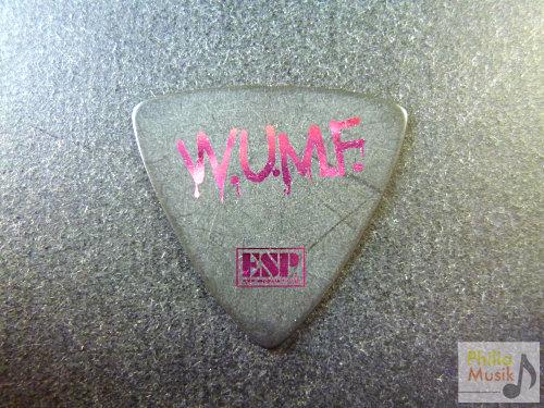 日本樂隊Luna Sea - J WUME 結他pick by ESP