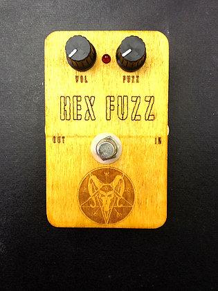 DarkCat Fuzz Guitar Pedal