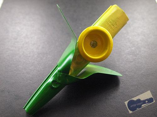 粟米形鐵Kazoo