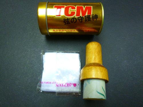 TCM 弦之守護神套裝