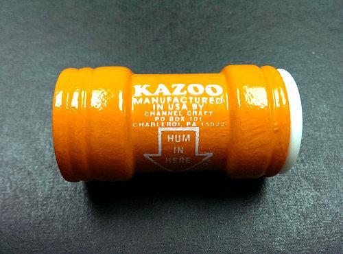 美國 Channel Craft Barrel 木製卡祖笛