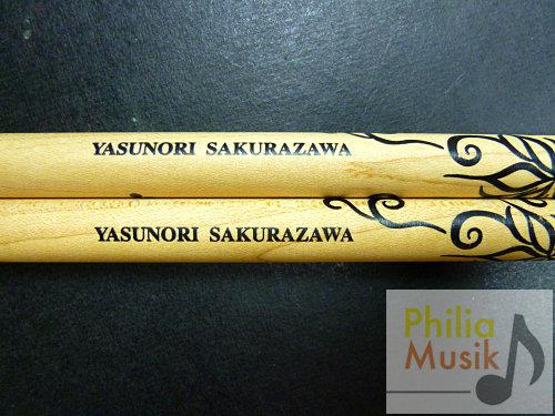 日本Yasunori Sakurazawa 鼓棍