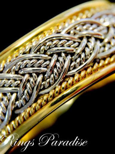 Celtic Love Ring, Men's Women Scottish Ring, Irish Rings, Wedding Bands