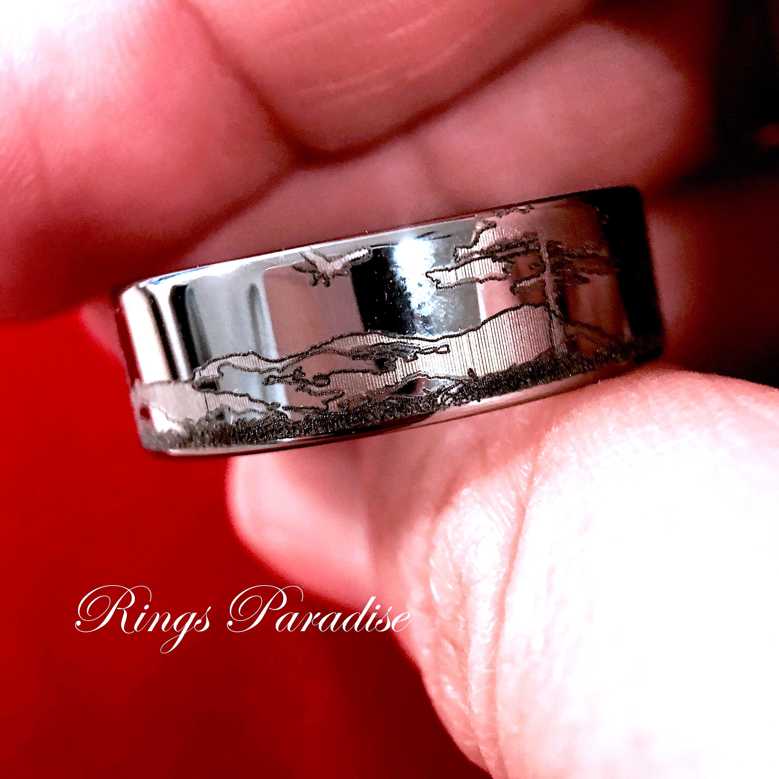 New Male Wedding Ring Engravings – Wedding