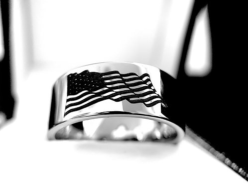 Rings paradise, Engagement Ring, Mens ring, American Flag Ring, Military Ring, Mens Tungsten Ring, Promise Ring 8mm-12mm
